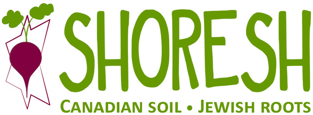 Shoresh - Canadian soil, Jewish Roots